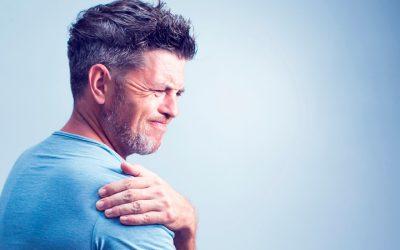 Dor no ombro como aliviar usando artigos ortopédicos