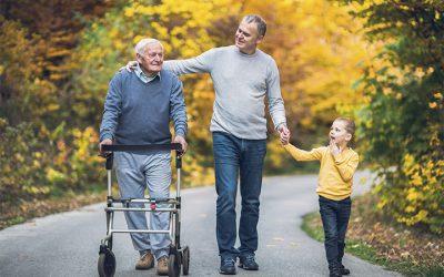 Andador para idoso: Checklist para encontrar o melhor
